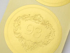 embossed-paper-stickers