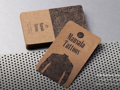 kraft-business-cards