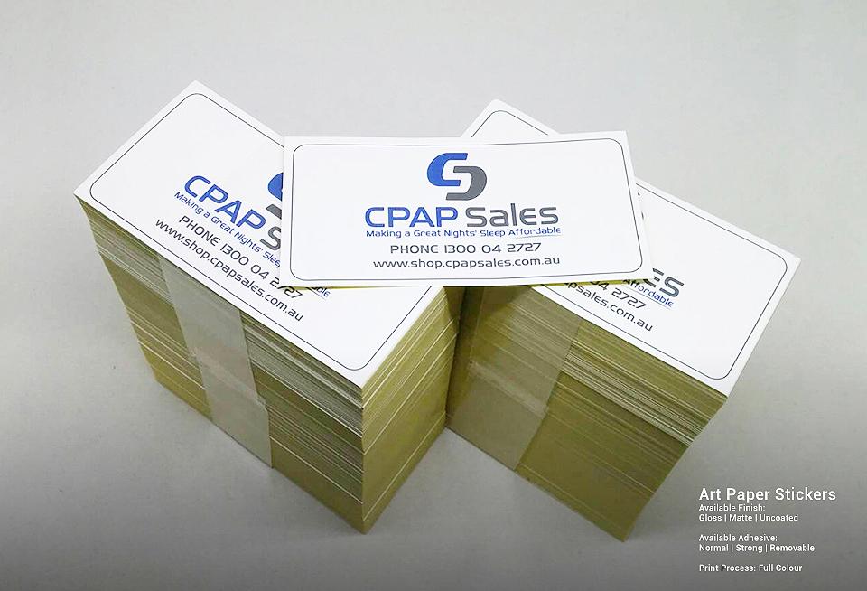 7c7630c2e43 Custom Products Portfolio | Printed stickers, labels, decals ...