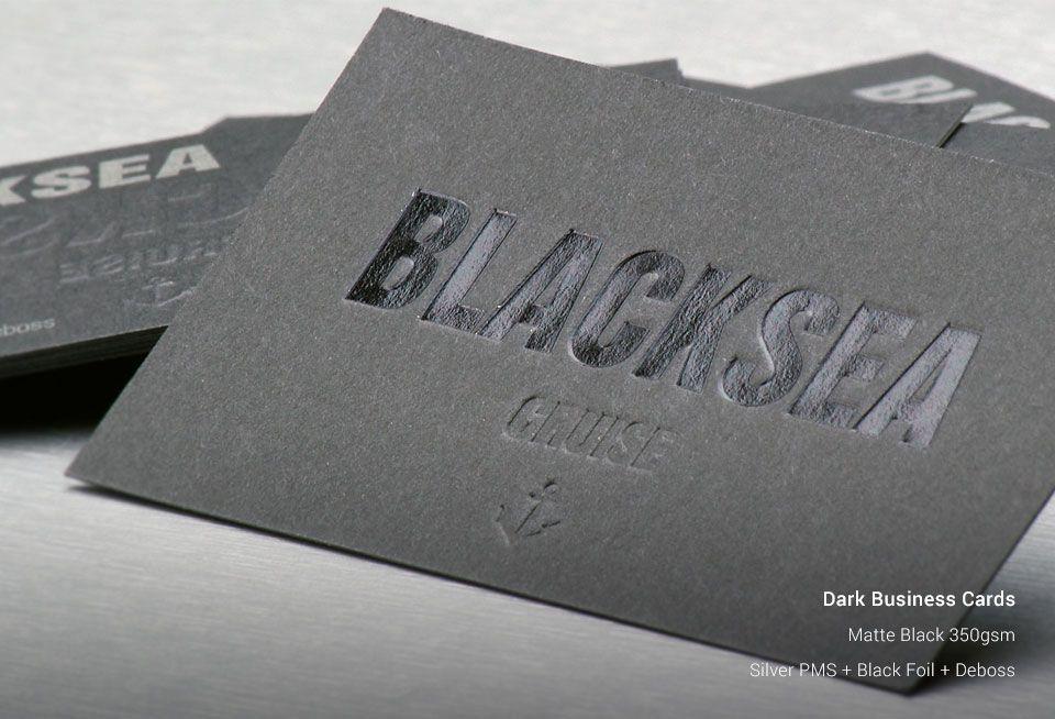 Dark business cards ozstickerprinting previous next colourmoves