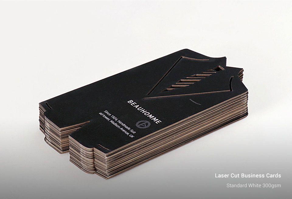 Laser Cut Business Cards | Sydney Laser Cut Business Card ...