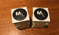 Beautiful stickers and quick turnaround time