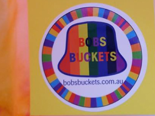 Bobs Buckets Stickers