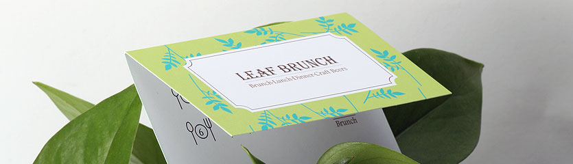 Laser Cut Business Cards