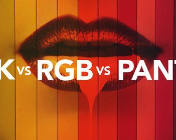 CMYK vs RGB vs PMS - How they differ?